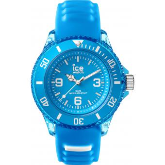 Montre Ice Watch AQ.MAL.S.S.15 - Montre Bleue Ronde Homme