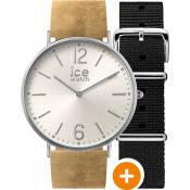Ice Watch - Montre Ice Watch Ice City CHL.B.BEL.41.N.15 - Montre Ice Watch Femme