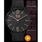 Montre Ice Watch Acier Noire CHL.B.COT.36.N.15 - Ice Watch