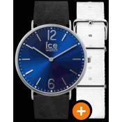 Montre Ice Watch Noire cuir CHL.B.NOR.36.N.15 - Ice Watch