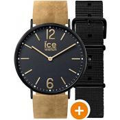 Montre Ice Watch Double Bracelet Marron CHL.B.PRE.41.N.15 - Ice Watch
