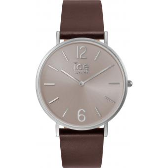 Montre Ice Watch City Tanner CT.BNT.41.L.16 - Montre Marron Acier Homme