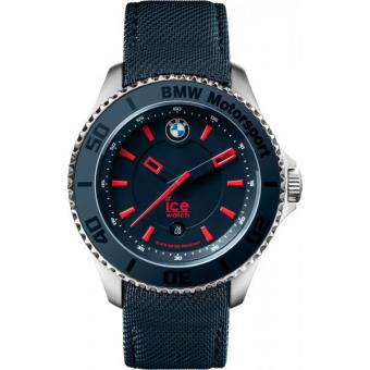 Montre Ice Watch BM.BRD.U.L.14 - Montre Ronde Bleue Homme