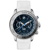 Montre Ice Watch BM.CH.WDB.B.L.14 - Montre Chronographe Blanche Homme