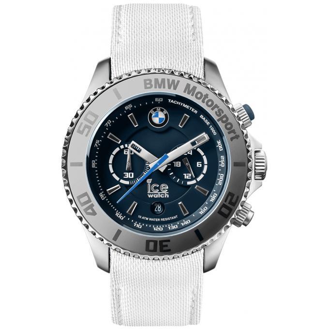 montre ice watch bm ch wdb b montre chronographe blanche homme sur bijourama montre. Black Bedroom Furniture Sets. Home Design Ideas