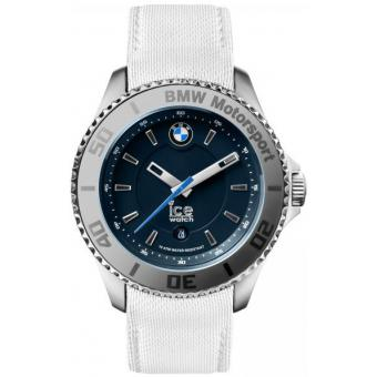 Montre Ice Watch BM.WDB.U.L.14 - Montre Dateur Blanche Homme