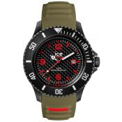 Montre Ice Watch Ronde Carbone CA.3H.BKA.B.S.15 - Homme