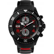 Montre Ice Watch CA.CH.BK.BB.S.15 - Montre Carbone Chronographe Homme