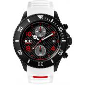 Montre Ice Watch CA.CH.WE.BB.S.15 - Montre Chronographe Carbone Homme