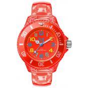 Montre Ice Watch Ronde Rouge HA.RD.M.U.15