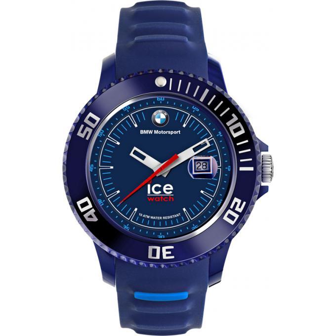 montre ice watch ice bmw motorsport bm si blb u montre bmw bleu dateur homme sur. Black Bedroom Furniture Sets. Home Design Ideas