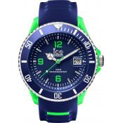 Montre Ice Watch Bleue Dateur SR.3H.BGN.BB.S.15