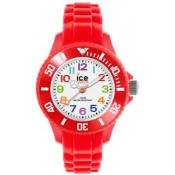 Ice Watch - Montre Ice-Watch rouge Ice Mini mini (32mm) - Montre Rouge
