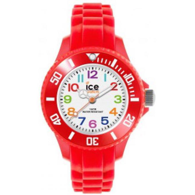 Montre Ice-Watch rouge Ice Mini  mini (32mm)