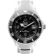 Montre Ice Watch Bicolore Dateur SR.3H.WBK.BB.S.15 - Ice Watch