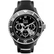 Montre Ice Watch Ronde Chronographe SR.CH.BKW.BB.S.15 - Homme