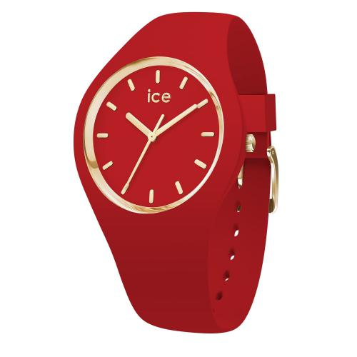 Ice Watch - Montre Ice Watch 016263 - Montre Rouge Femme