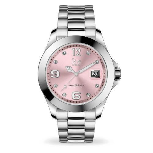 Ice Watch - Montre Ice Watch 016776 - Montre Femme Grise
