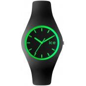 Montre Ice Watch Noire Aiguilles Vertes ICE.CY.GN.U.S.13