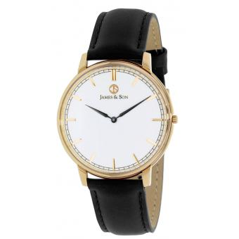 James and Son - Montre James And Son JAS10051 101 - Montre james and son