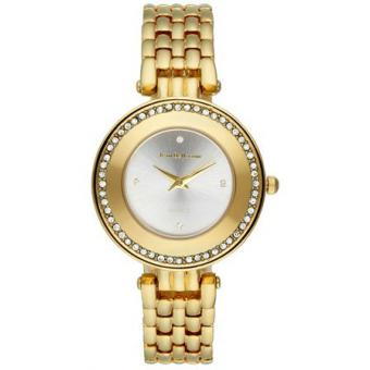 Montre Jean Bellecour Business REDT23 - Montre Cristaux Or Femme
