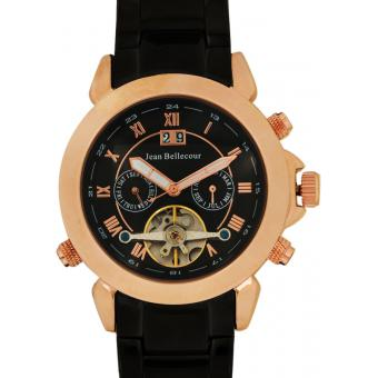 Jean Bellecour - Montre Jean Bellecour Discover REDS7 - Montre Homme