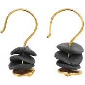 Boucles d'oreilles Joid'Art Céramique Or Chic F3006AR023200