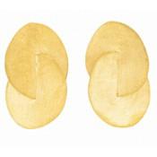 Boucles d'oreilles Joid'Art Or Jaune Chic J2920AR023200