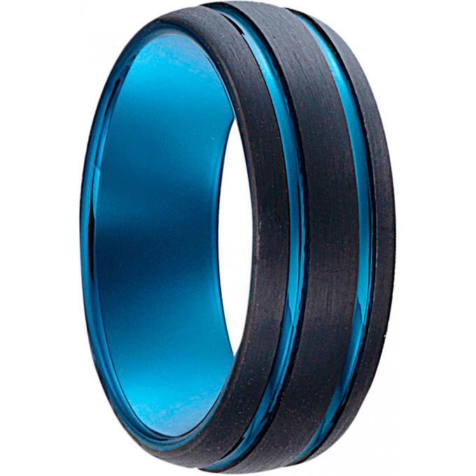 Jourdan Acier Ou007h Bleu Bague Bicolore Plus Vesta Noir D'infos Et Homme En 08OkXwnP