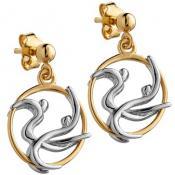 Boucles d'oreilles Jourdan Or Acier GD359
