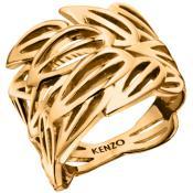 Bague Kenzo Bijoux Feuilles Dorées 702634701000-50