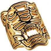 Bague Kenzo Bijoux Tigre Dorée 702165501150