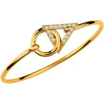 Bracelet Plaqué Or Rond - Kenzo Bijoux - Kenzo