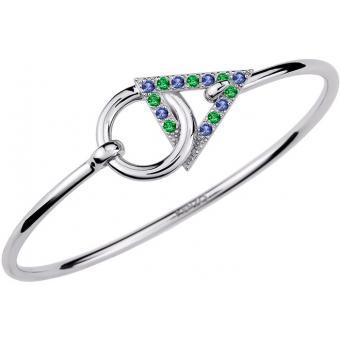 Bracelet Blanc Argent - Kenzo Bijoux - Kenzo