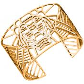Bracelet Kenzo Bijoux Manchette Dorée 70263760100000