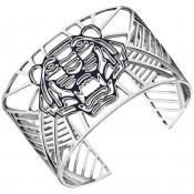 Bracelet Kenzo Bijoux Manchette Argentée 70263761100000
