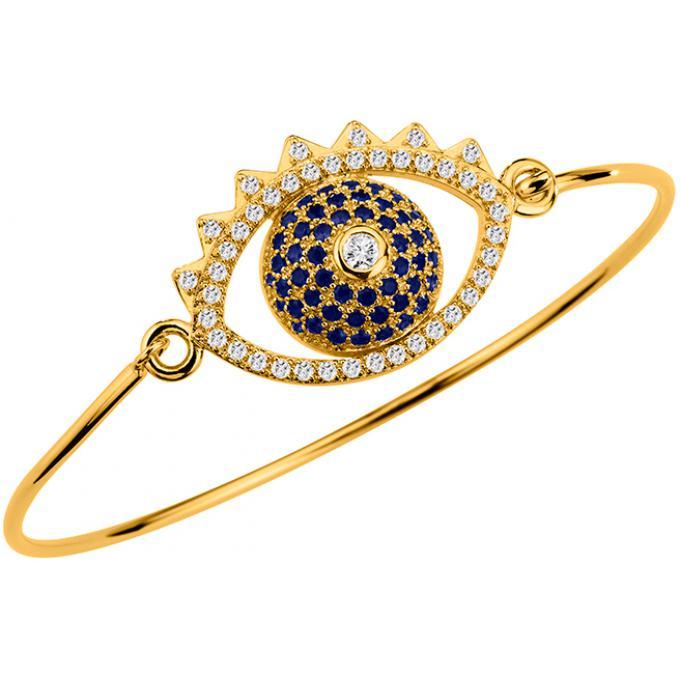 bracelet kenzo 70236770102060 bracelet plaqu or femme. Black Bedroom Furniture Sets. Home Design Ideas