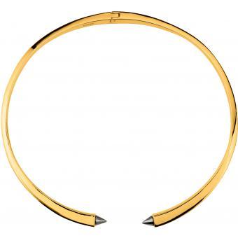Collier Plaqué Or Compact - Kenzo Bijoux - Kenzo
