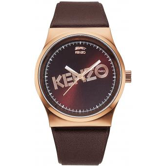 Montre Kenzo 9600310 - Montre Ronde Or rose Mixte