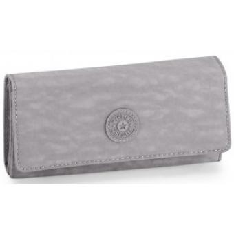 PORTEFEUILLE BROWNIE - Nylon & Polyester - Kipling