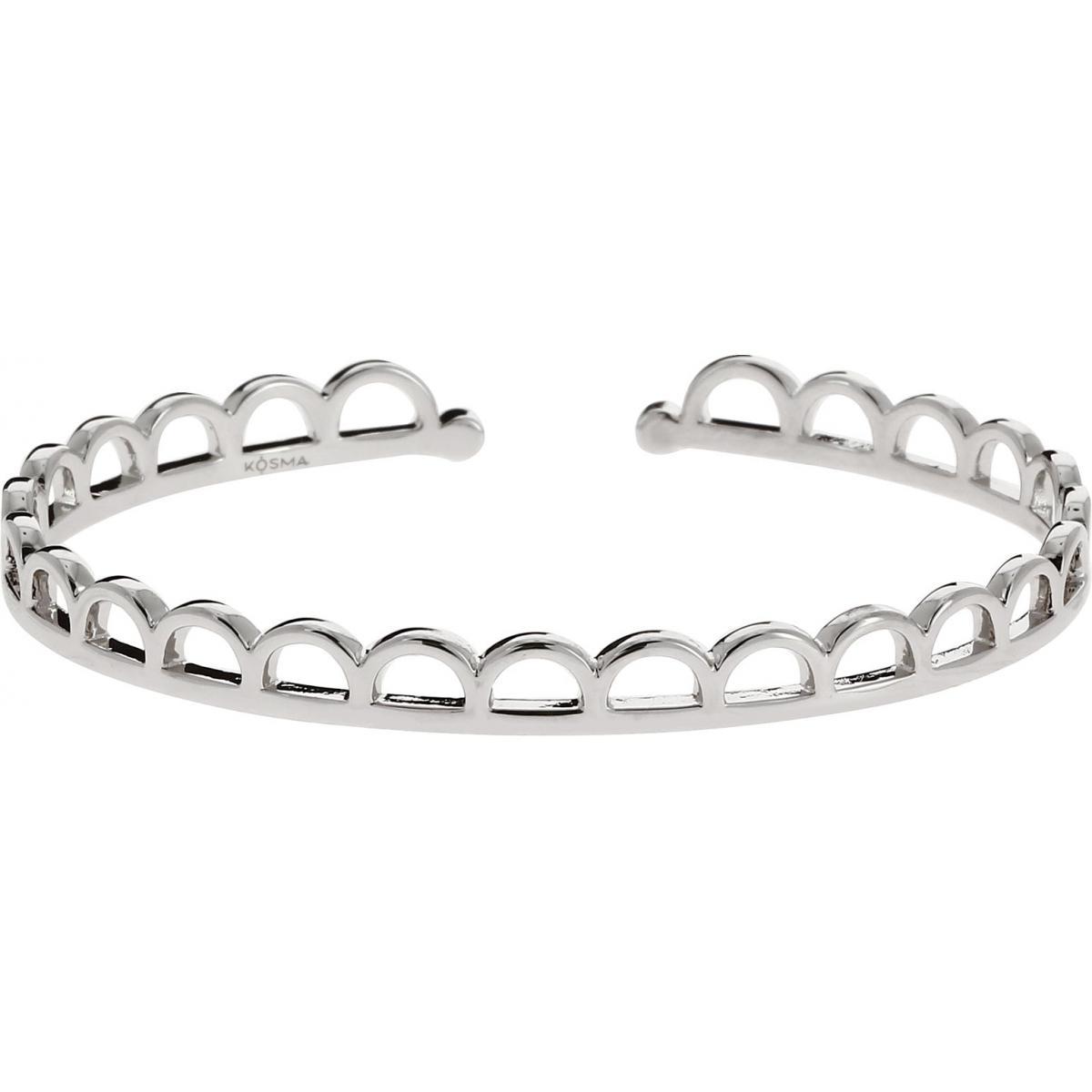 Bracelet Jonc Stella Argenté
