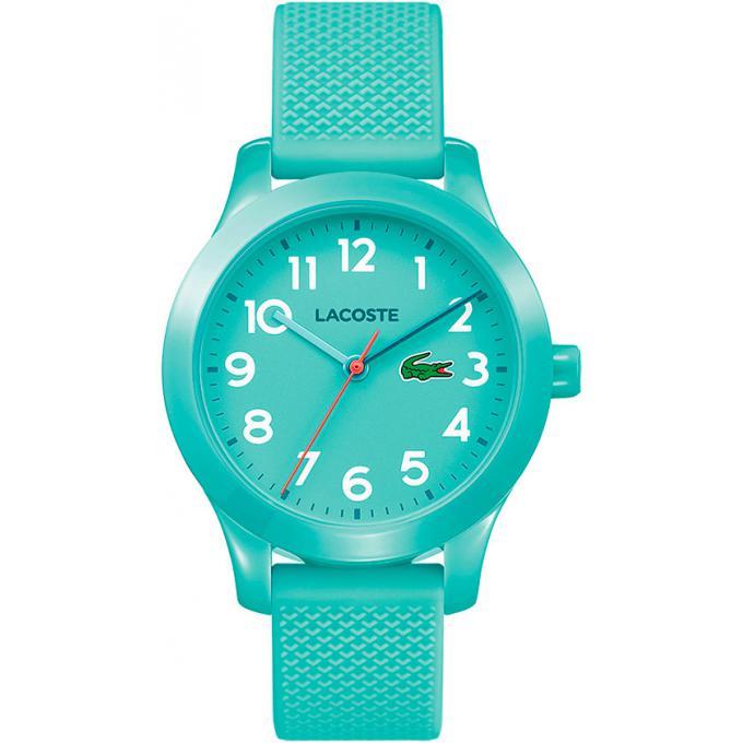 montre lacoste 2030005 montre silicone turquoise fille sur bijourama montre pas cher en ligne. Black Bedroom Furniture Sets. Home Design Ideas
