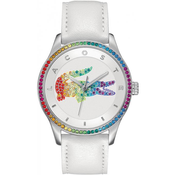 Crocodile Femme Avis Lacoste 2000822 Multicolore 552 Montre CrQtxshd