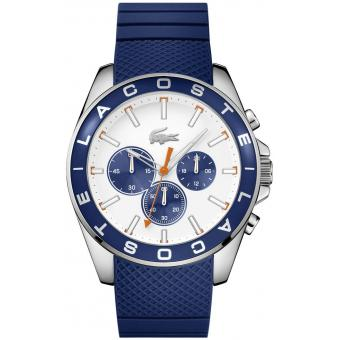 Montre Lacoste Westport 2010854 - Montre Silicone Chronographe Homme