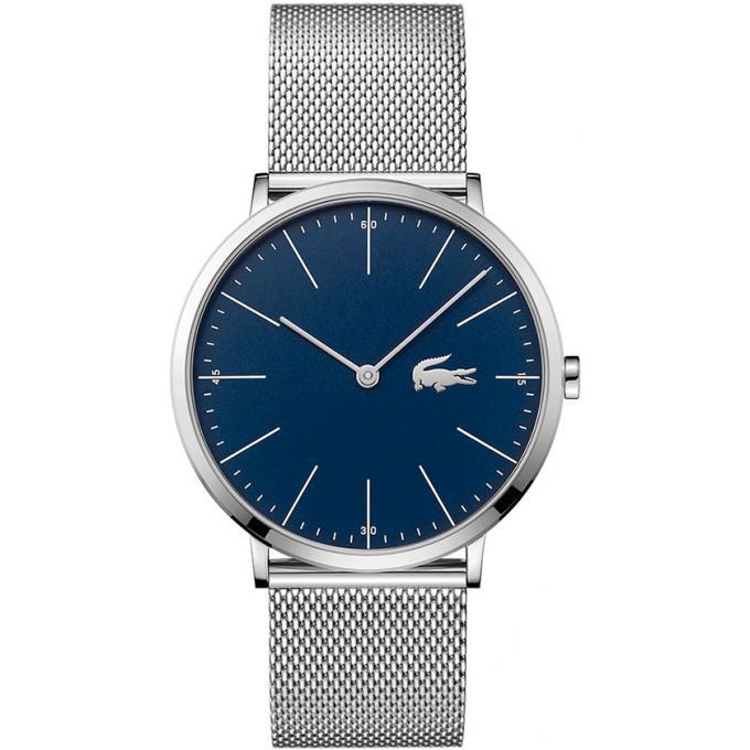 montre lacoste 2010900 montre milanaise cadran bleu homme sur bijourama montre homme pas. Black Bedroom Furniture Sets. Home Design Ideas