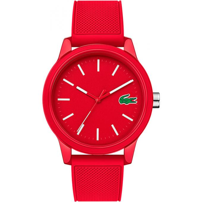 Montre Rouge Lacoste Homme Silicone D'infos Plus 2010988 dWrxCBoe