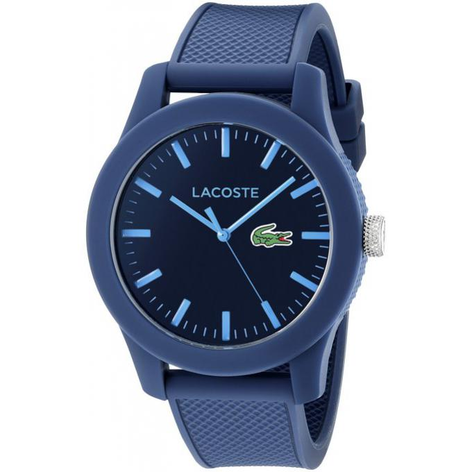 montre lacoste 2010765 montre ronde bleue mixte sur bijourama montre mixte pas cher en ligne. Black Bedroom Furniture Sets. Home Design Ideas