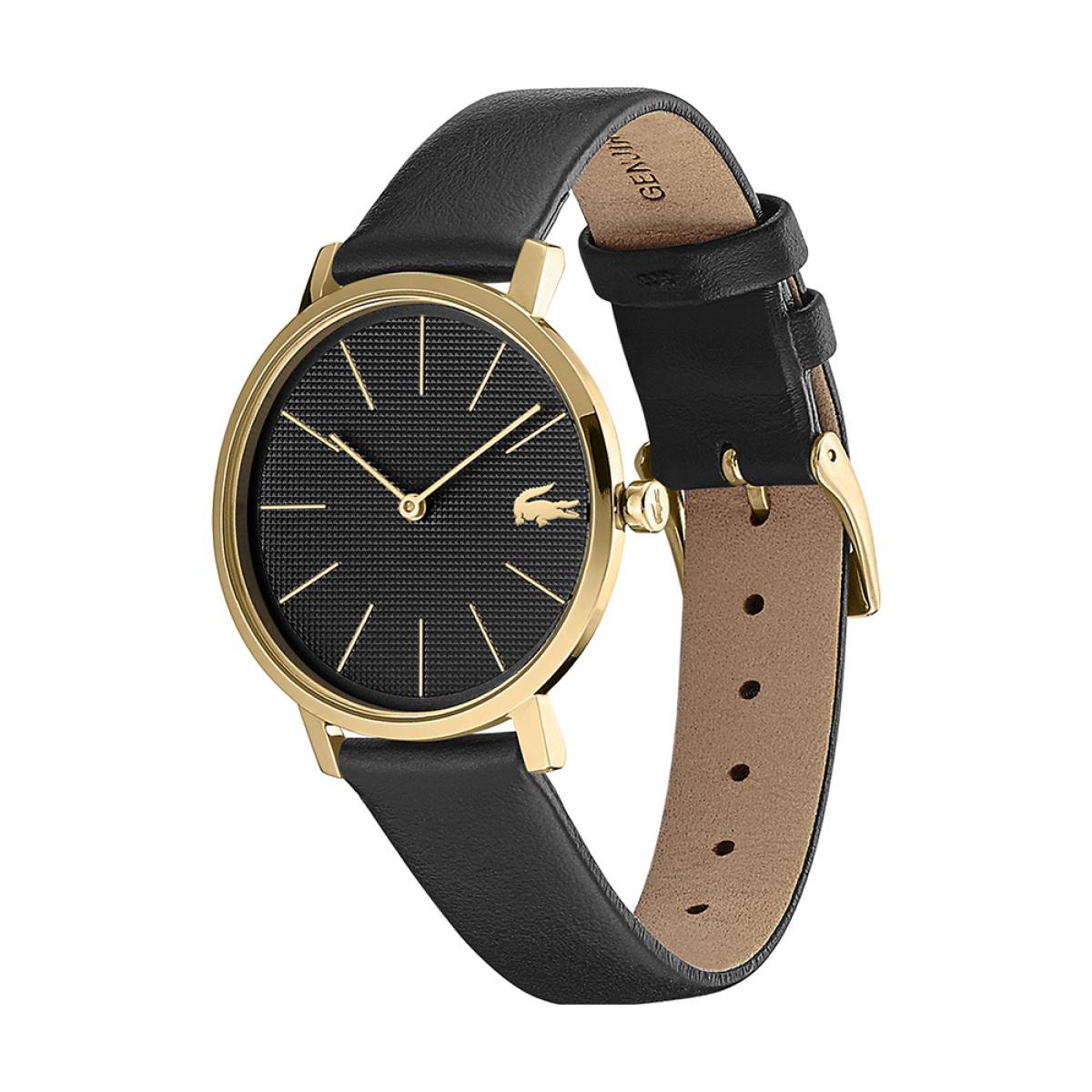 montre femme avec bracelet cuir