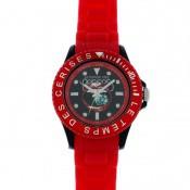 Montre Le Temps Des Cerises Rouge Noire TC55RDSN