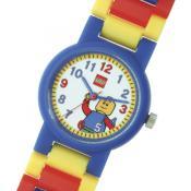 Montre Lego Analogique Bleue 740441